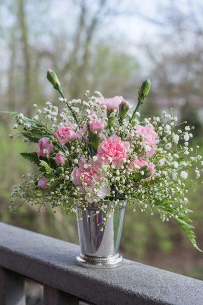 Cách cắm hoa cẩm chướng đẹp mê ly
