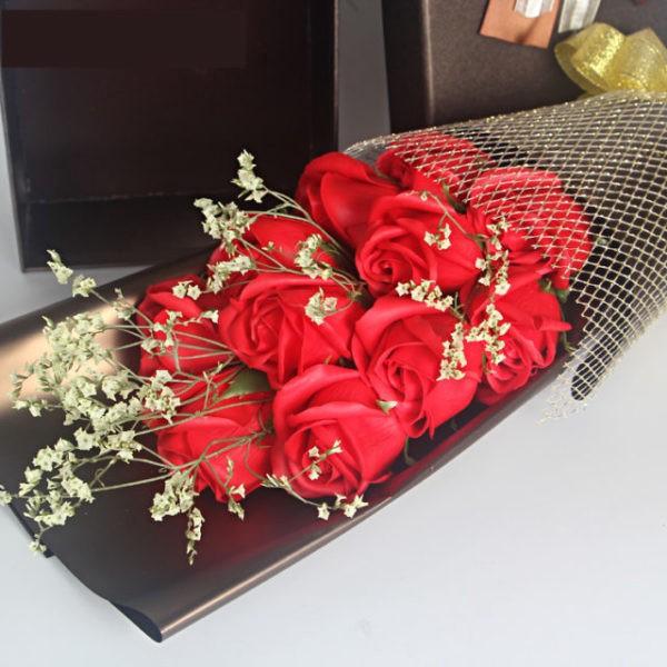 Ý nghĩa của 11 bông hoa hồng trong tình yêu