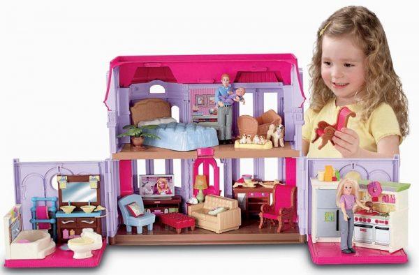 Gợi ý tặng quà sinh nhật cho bé gái 3 tuổi