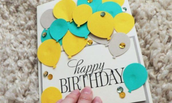Tự làm quà tặng sinh nhật bạn thân, tại sao không?