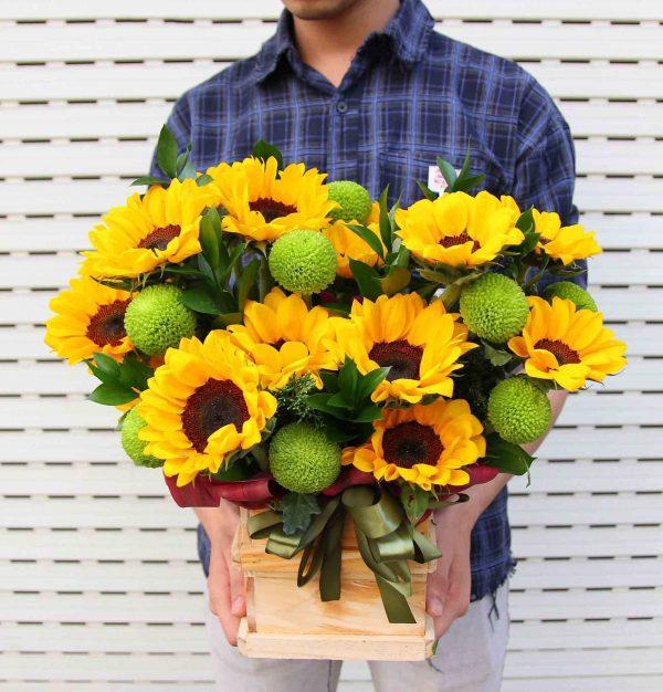 Các loại hoa được ưa chuộng để tặng sinh nhật